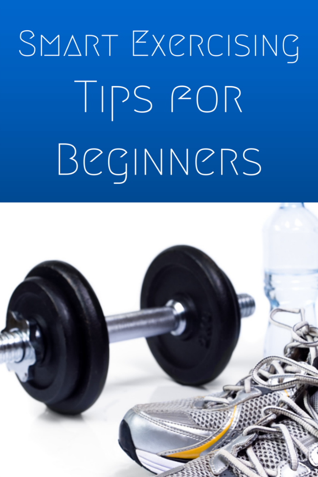 Smart Exercising: Tips for Beginners