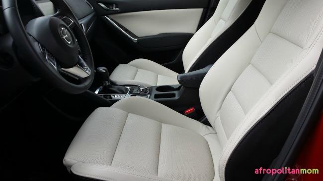 2016 Mazda CX-5 Grand Touring AWD Seat