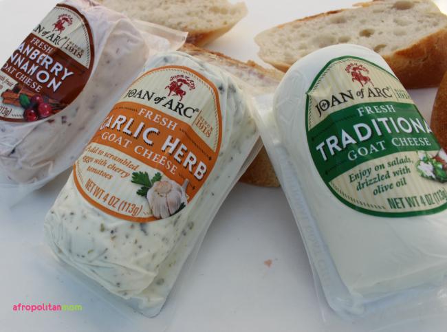 Joan of Arc cheese pairing