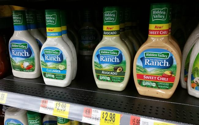 Hidden Valley Ranch Sweet Chili