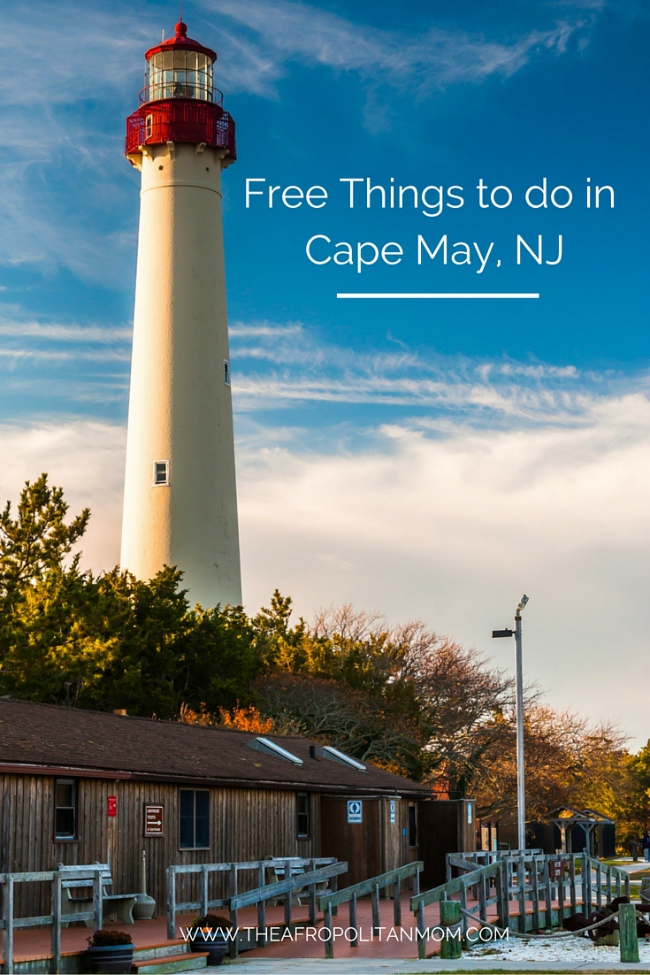 Free Things to do in Cape May, New Jersey