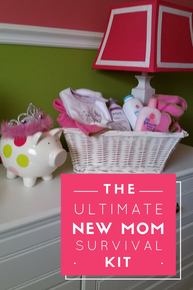 The Ultimate New-Mom Survival Kit