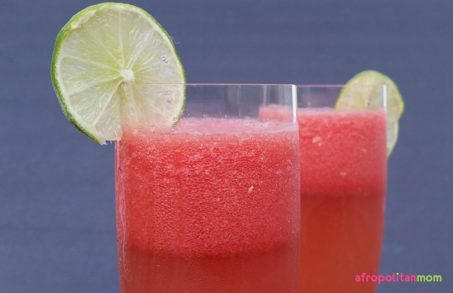 Watermelon-Ginger Crush Recipe