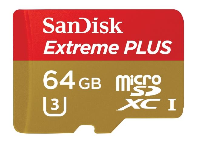 scandisk microSDcard