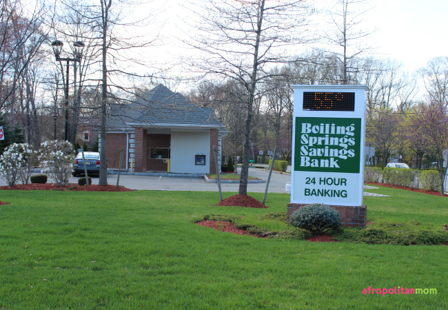 Boiling Spring Savings Bank florham park