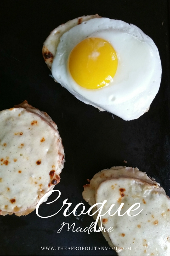 Croque Madame Recipe