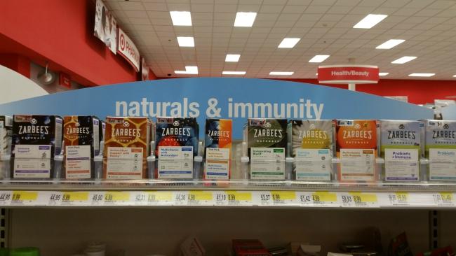 Get Zarbee's Naturals at Target