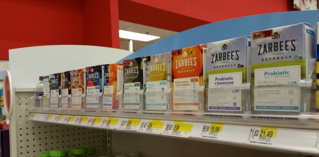 Zarbee's Naturals at Target