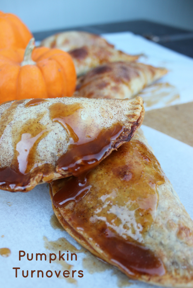Pumpkin Turnovers Recipe