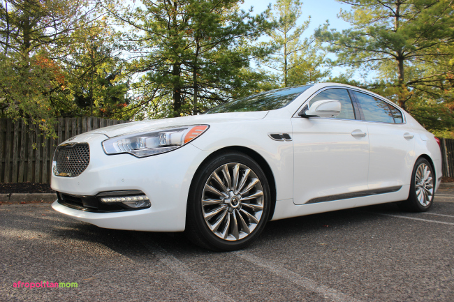 2015 Kia K900 F5382 Review