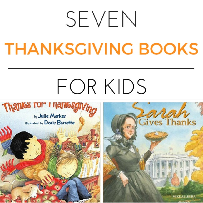 Want to remind your kids that Thanksgiving is more than just a few days off from school and a pile of turkey? These 7 Thanksgiving books for kids talks about the spirit of giving — with a side helping of cuteness to keep them interested.