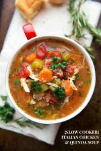 Crockpot-Italian-Chicken-Quinoa-Soup