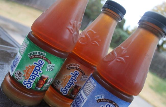 Snapple®Straight Up Tea™