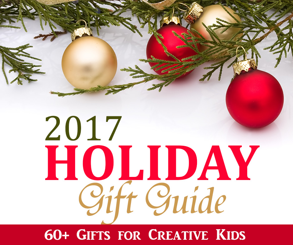 60 Holiday Gifts for Creative Kids