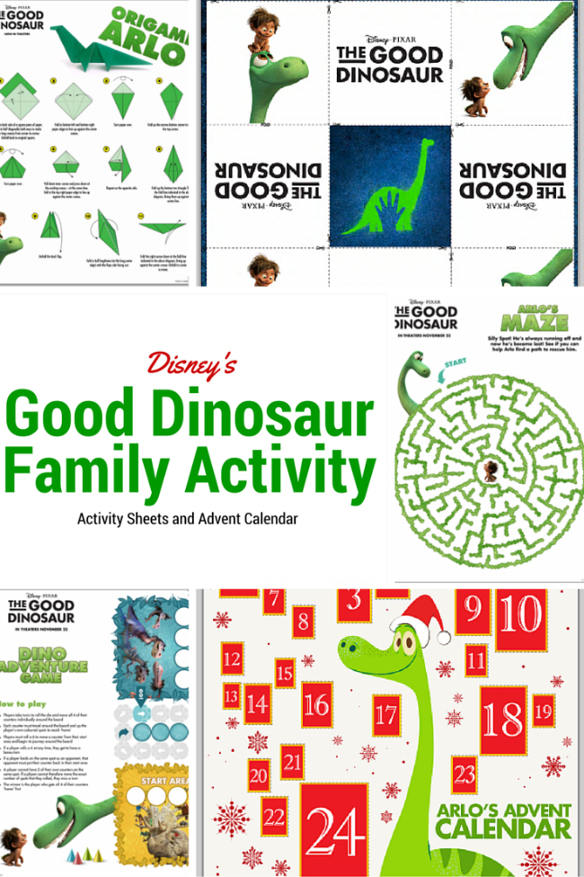 Advent Calendar & Activity Sheet