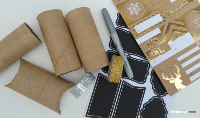 how to make a DIY Origami Gift Box