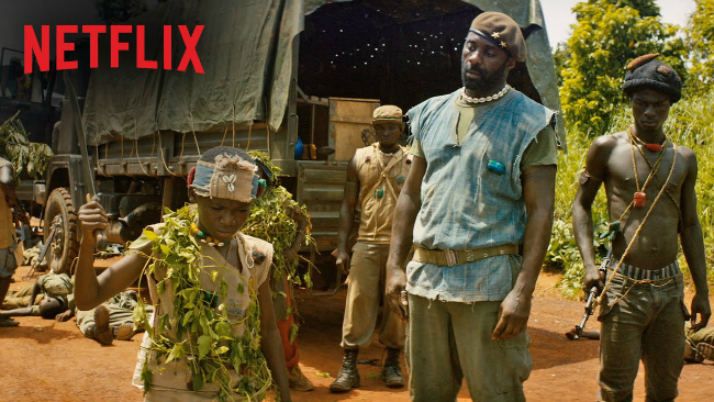 Beast of No Nation on Netflix