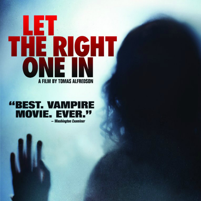 Let the right one in netflix