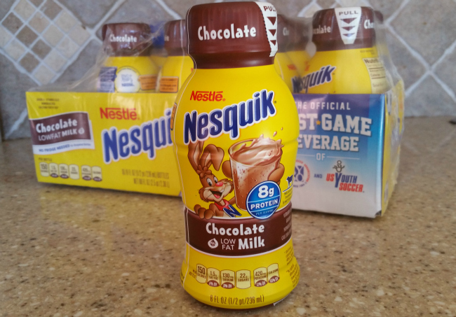 Nestlé Nesquik® Chocolate Milk