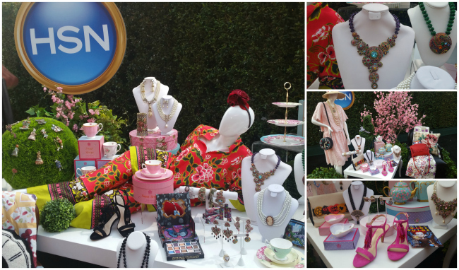 HSN at Alice through the looking glass