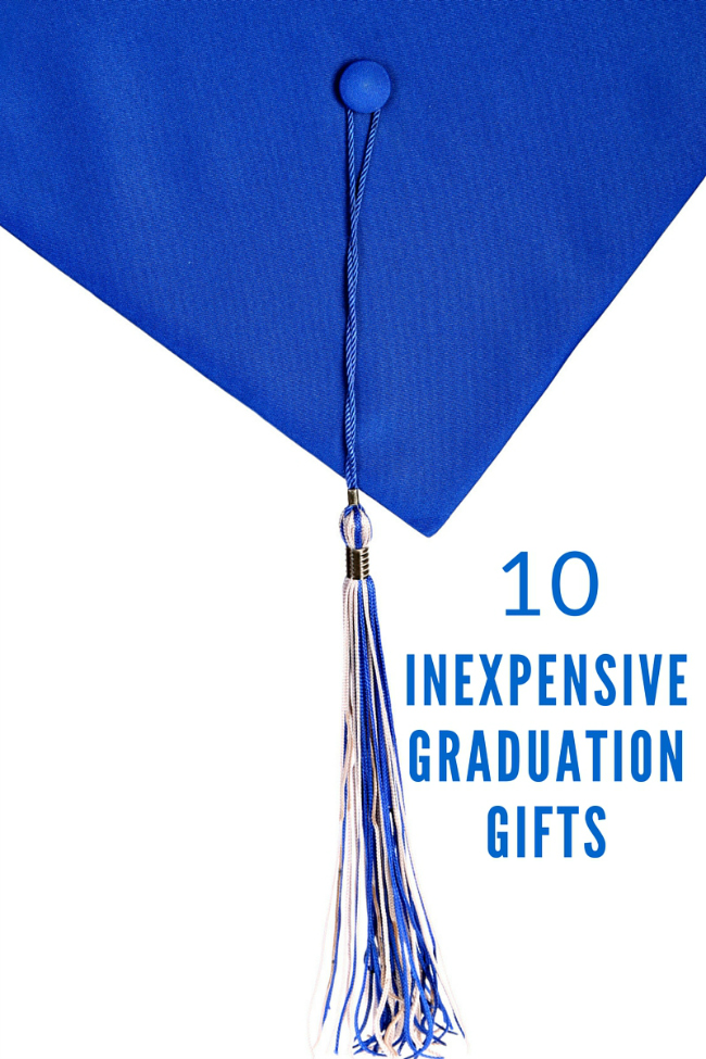 Inexpensive Graduation Gifts