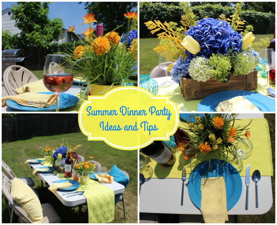 Ordinary Summer Dinner Party Ideas Part - 12: Afropolitan Mom
