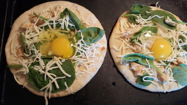 Easy Breakfast Pizza Recipe 1