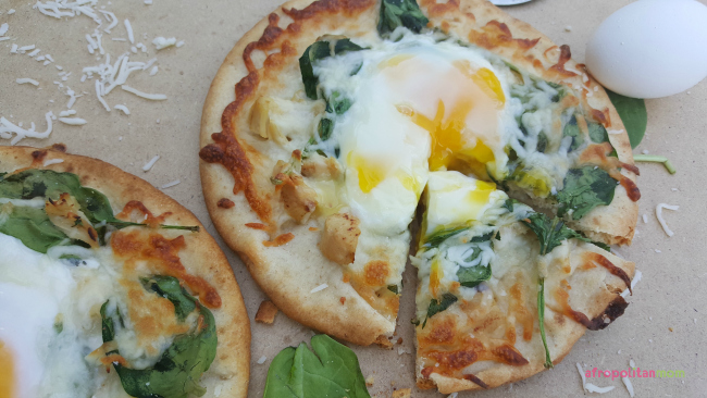 Easy Breakfast Pizza Recipe 2