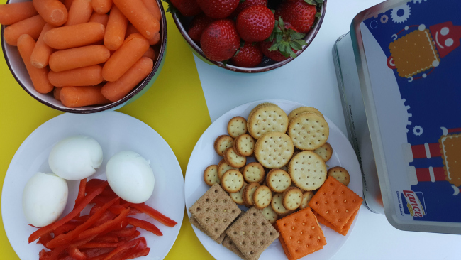 Snack Ideas the Kids Will Love