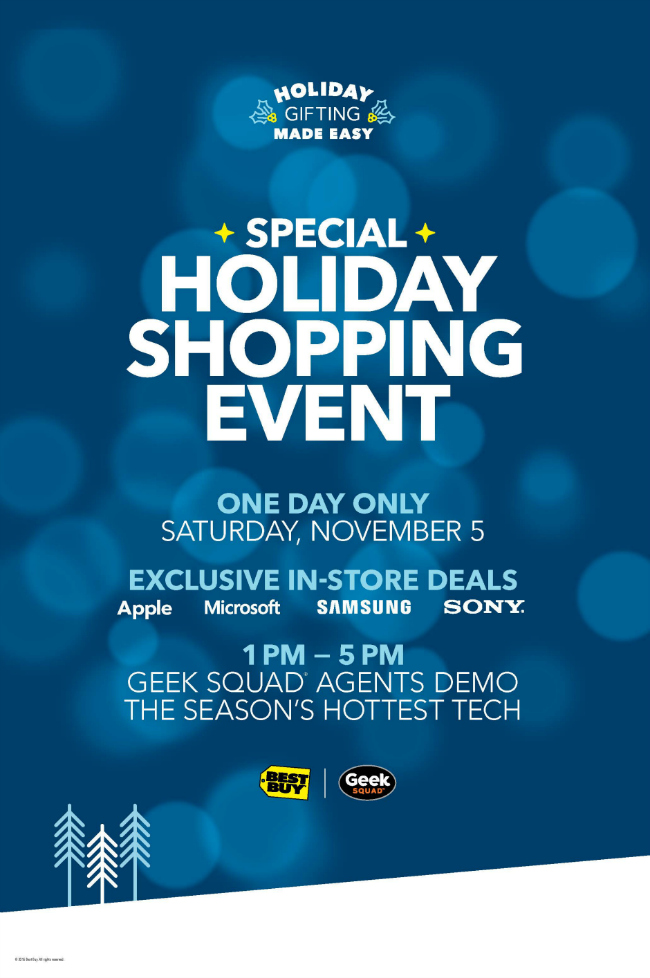 Holiday Gifting Easy - in-store-holiday-shopping-event