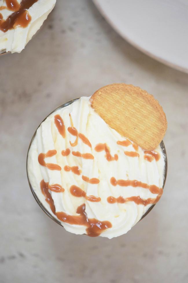 Classic Salted Caramel Milkshake