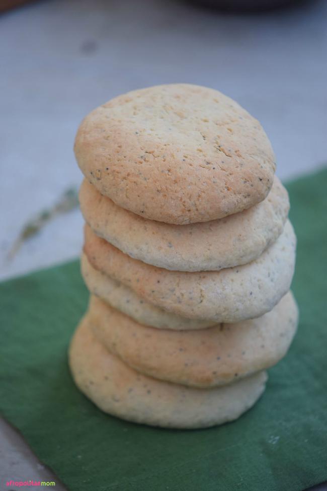 vanilla cookies from scratch