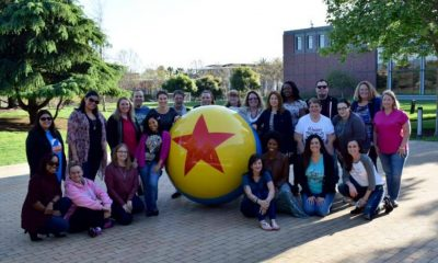 Digital Influencers at Pixar Animations Studios