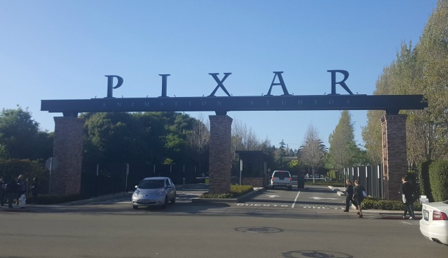 pixar animation studios Emeryville, CA