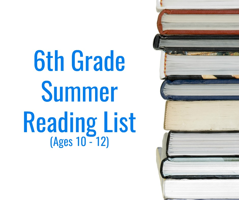 Image result for 6th grade reading list