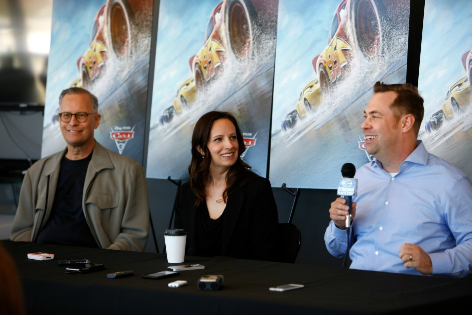 CARS 3 Filmmaker Press Conference