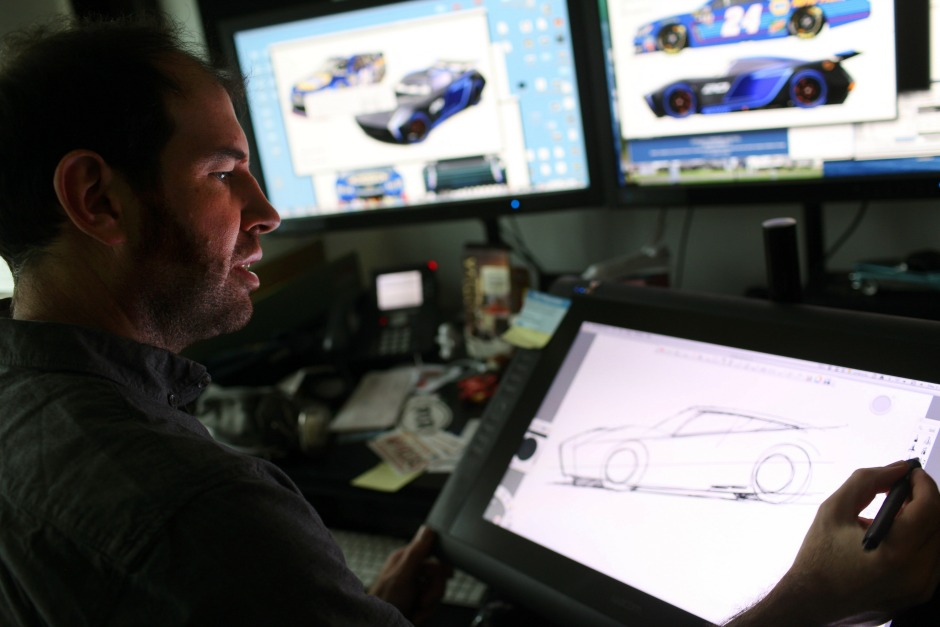 Cars 3 Production-Designer-Jay-Shuster