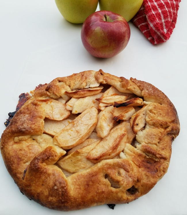 Easy Rustic Apple Galette Recipe