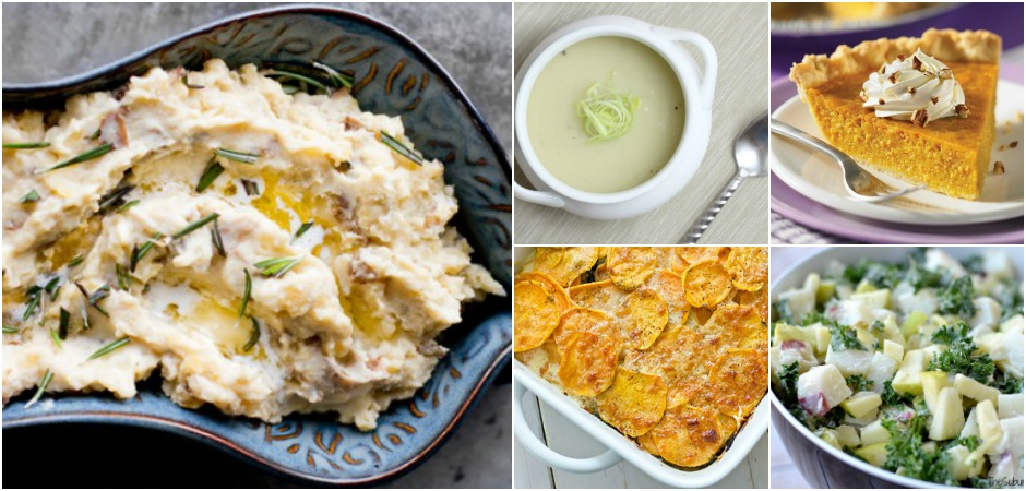 10 Irresistible Potato Recipes for Thanksgiving
