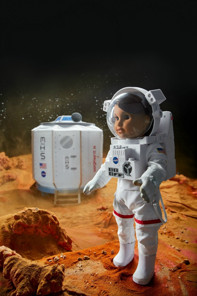 American Girl - Luciana Doll in Space Suit