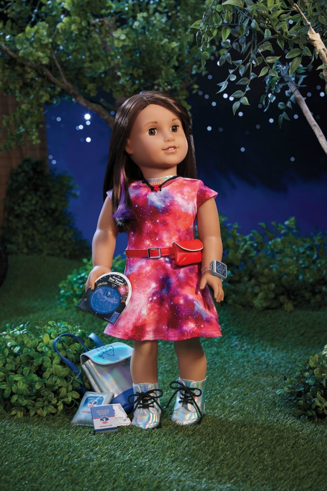 American Girl - Luciana Doll