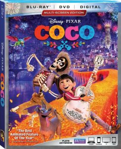 Disney Pixar's Coco - multi-screen edition