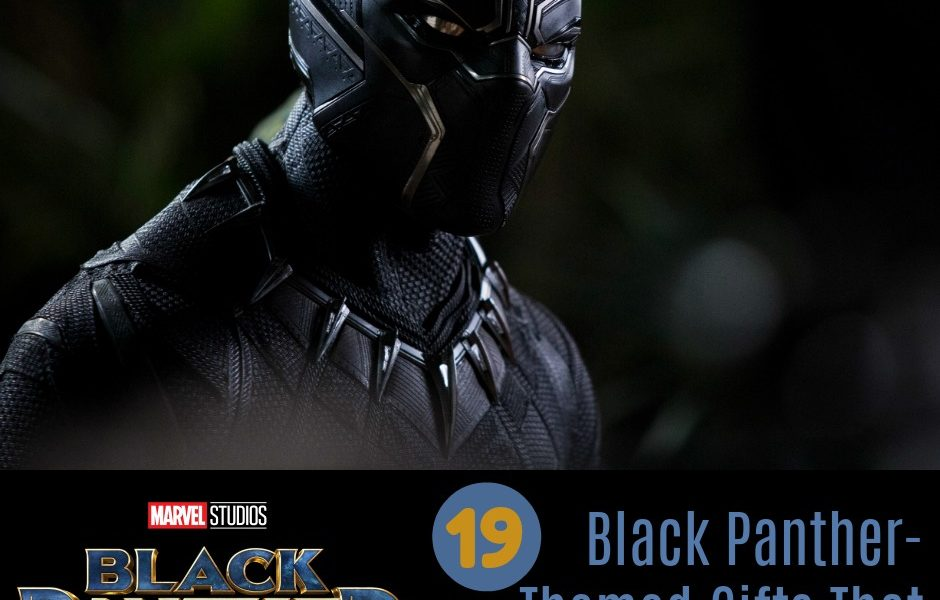 19 Marvel S Black Panther Toys Gifts That Are Actually Cool Afropolitan Mom