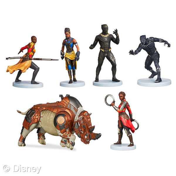 19 Marvel S Black Panther Toys Amp Gifts That Are Actually