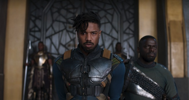 Black Panther Film Review