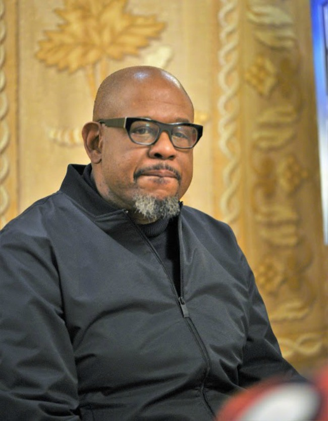 Black Panther Forest Whitaker - Zuri - Black Panther