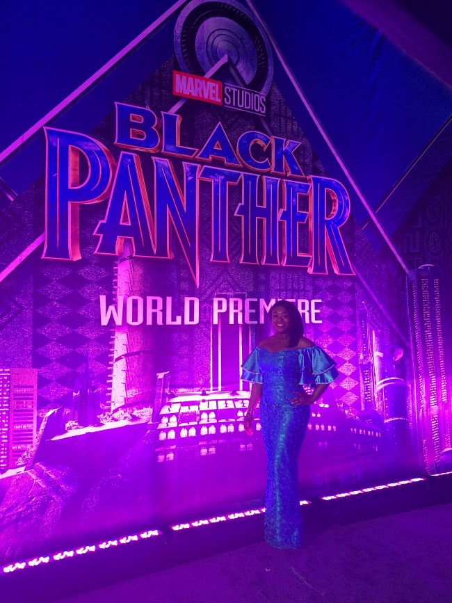 Marvel Studios' Black Panther's World Premiere fashion