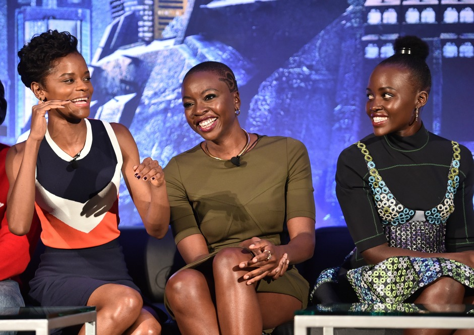 Women of Wakanda - Black Panther Press Conference
