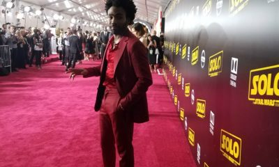 Donald Glover on Solo A Star Wars Story