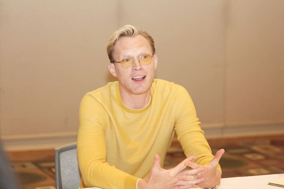 Paul Bettany Solo Star Wars Story